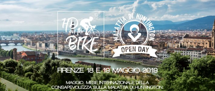 HD on the Bike: Open day sulla Malattia di Huntington