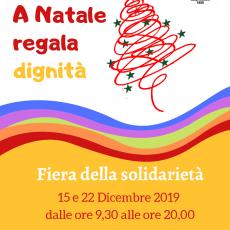 Festa della Solidarietà Natale 2019