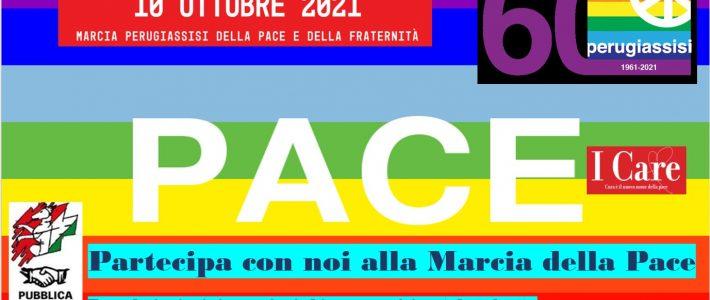 Marcia della Pace Perugia-Assisi 2021